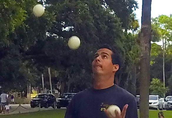 Ben Matthews- Juggle Stuff
